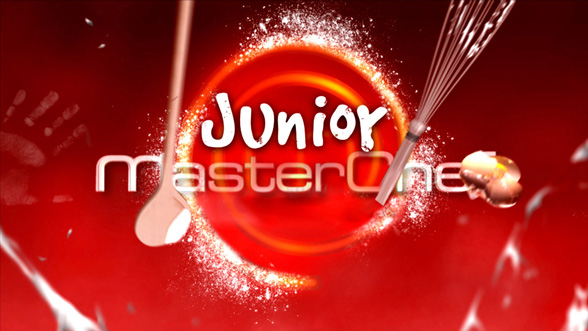 Masterchef Junior - Composición, línea gráfica